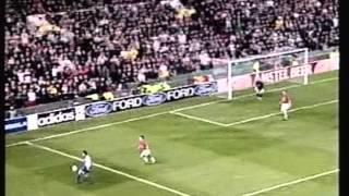 2001 October 17 Manchester United England 2 Deportivo La Coruna Spain 3 Champions League