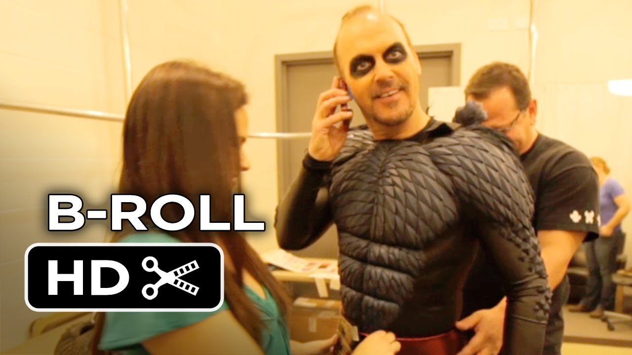 Download Birdman B-ROLL 2 (2014) - Michael Keaton Movie HD
