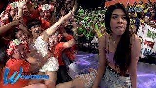 Wowowin: Donita Nose at 'Sexy Hipon' Herlene, nag-dance showdown!