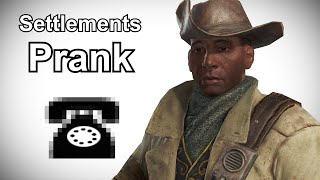 Preston Garvey Calls Social Services - Fallout 4 Prank Call