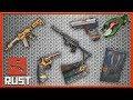 Rust Skins | Dreamer's Door, Nineties SAP, Sea Eater SAR, Bulldozer LR #95 Rust Skin Preview