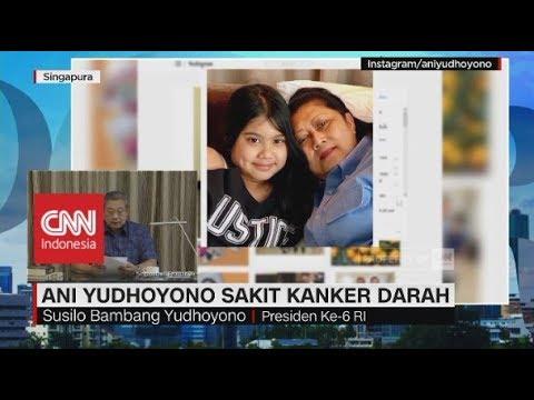 Ani Yudhoyono Sakit Kanker Darah Mp3