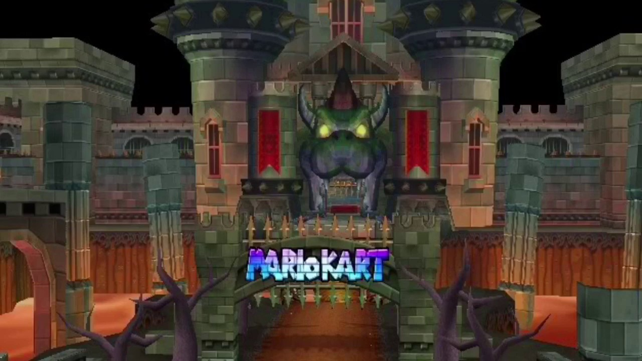 Mario Kart Wii Bowser S Castle Music By Wolfhearts