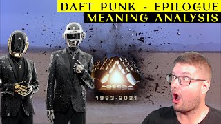 Hidden Spiritual Meaning of Daft Punk - Epilogue | Video Analysis