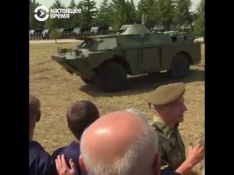 Россия дарит Сербии военную технику на миллионы евро