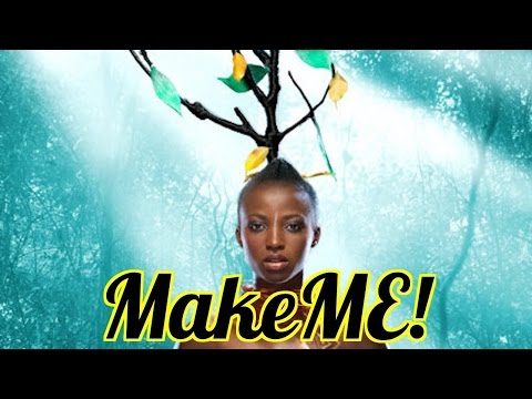 MAKEME! Nigeria's SEXIEST Photo Shoot for Hair! (Part 5)