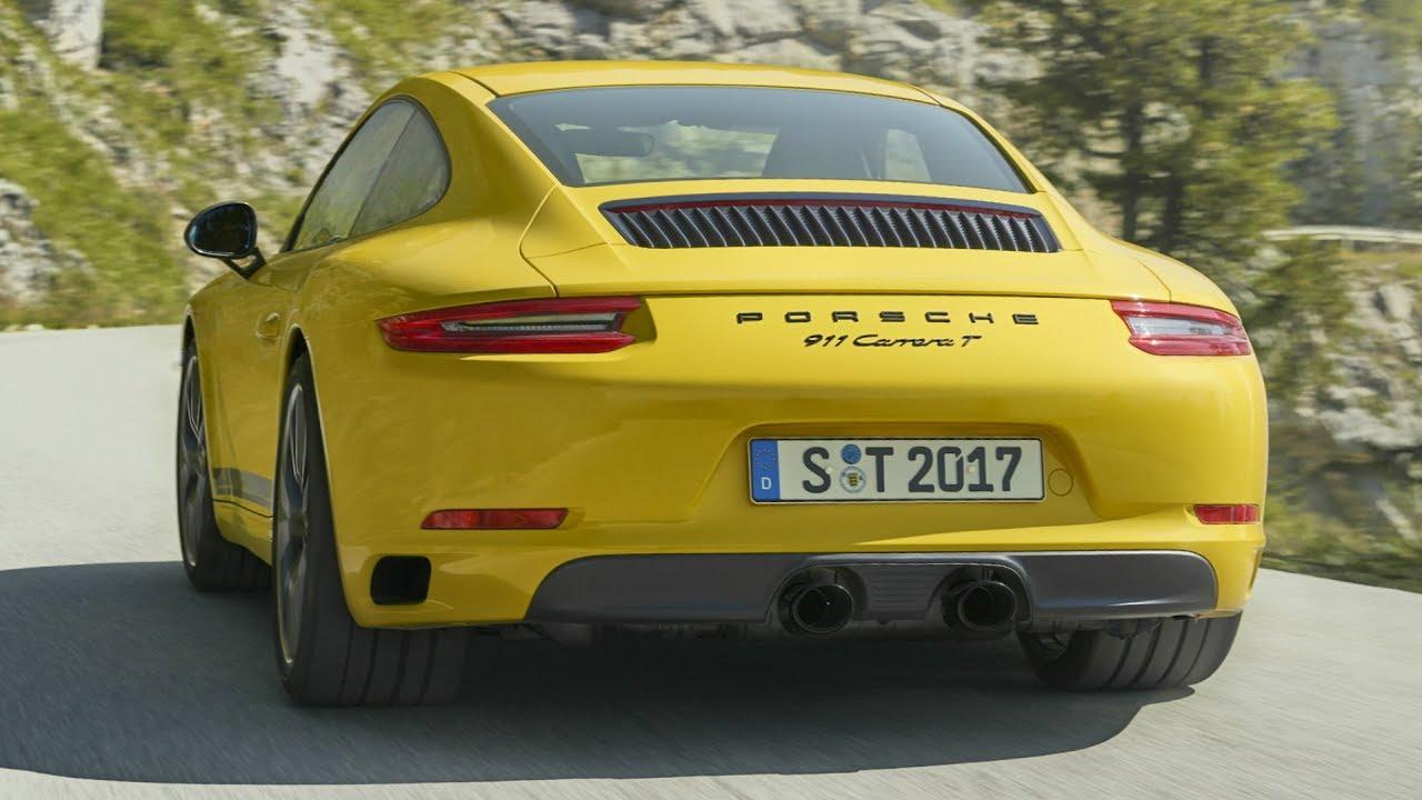2018 Porsche 911 Carrera T - 370 hp Exhaust Sound - YouTube on black porsche 911, old porsche 911, first porsche 911, hot wheels porsche 911, green porsche 911, orange porsche 911, gold porsche 911, future porsche 911, purple porsche 911, red porsche 911,