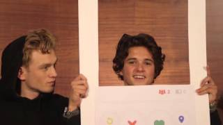 What If The Vamps Had Tinder Profiles?