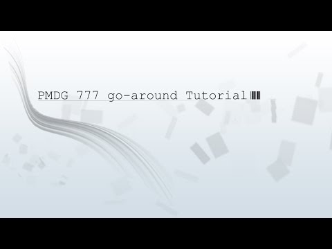 PMDG 777 go-around Tutorial thumbnail