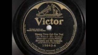 Art Landry - Sleepy Time Gal (1925)