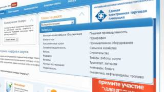 видео Система анализа и мониторинга госзакупок.