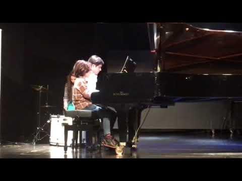 Eric Lillo Piano - o fortuna - carmina burana