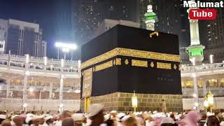 Khana Kaba Main Allah Ka Farishta Nazar Aya    Noorani Person in Masjid Al Haram