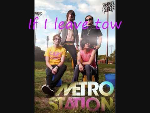 Metro Station California (lyrics)