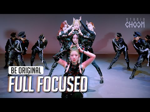 (Full Focused) ITZY(있지) '마.피.아. In the morning' 4K   BE ORIGINAL