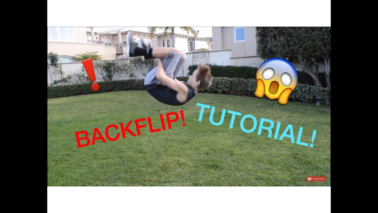 Why is a backflip easier than frontflip physically? - Quora