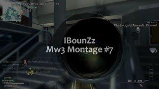 IBounZz: Mw3 Sniper Montage #7