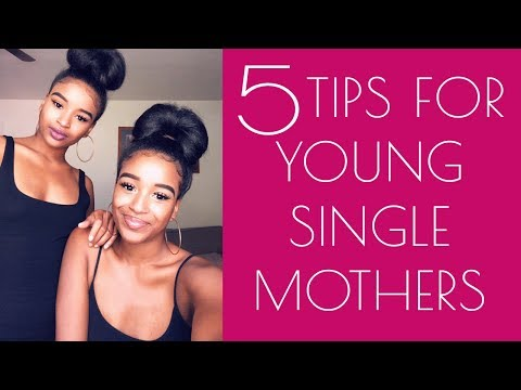 5 Strategies for Moms Who've Children When They're Youthful