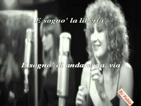 Fiorella Mannoia   La Casa In Riva al Mare Karaoke