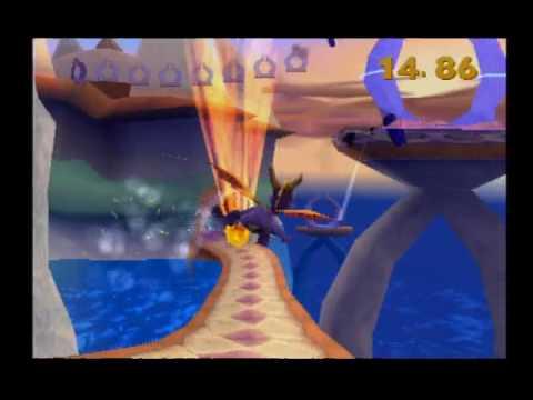 Spyro 2 - Ocean Speedway 41.60 (w/ Fireball)