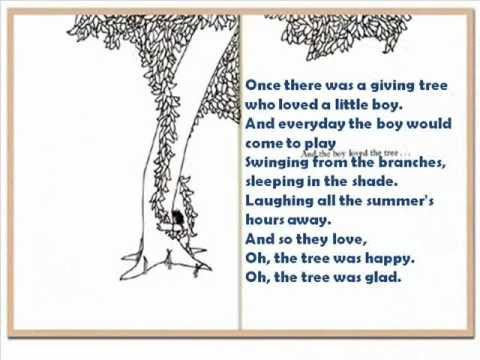 The Giving Tree - YouTube
