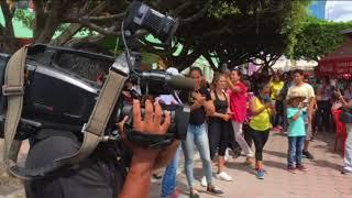 """Jonacatepec, Morelos — Emotivo """"Cielito lindo"""" después del sismo"""