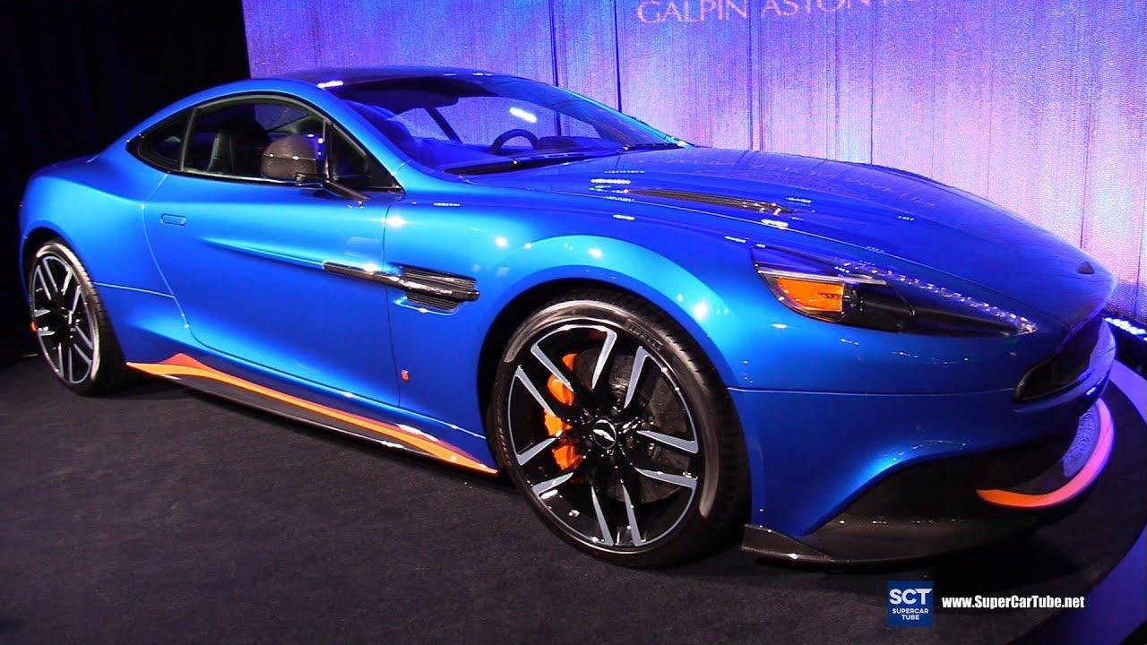2018 Aston Martin Vanquish Q By Galpin Exterior Interior