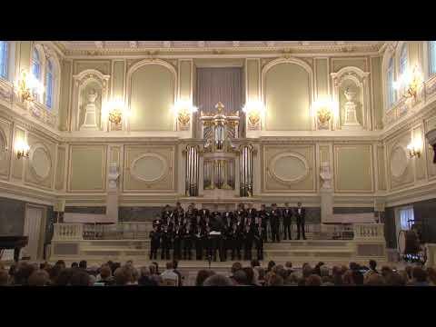 Хор мальчиков Хорового училища и Копенгагенский Королевский хор мальчиков в Капелле