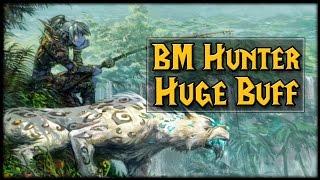 HUGE Beast Mastery Buff Patch 725  World of Warcraft