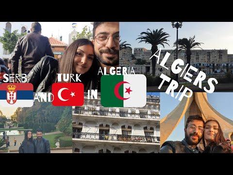 DISCOVER ALGIERS (ALGERIA) / CEZAYİR'İ KEŞFEDİN / UPOZNAJTE ALŽIR / VLOG ALGIERS