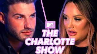 Ep #1 FIRST LOOK: Charlotte & Josh's Relationship Lie Detector Test | The Charlotte Show 3