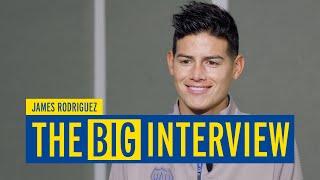 JAMES RODRIGUEZ: THE BIG INTERVIEW