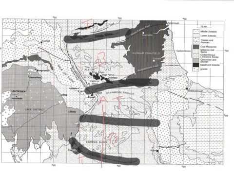 Nappa Scar Geological Setting