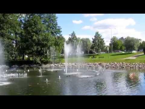 Lahti  Vesijärven ranta