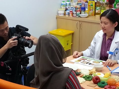 Dietitians in Malaysia