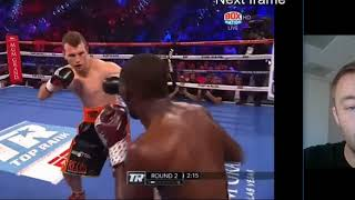 Terence Crawford vs Jeff Horn Rd 2 Film Study - Flow of the fight