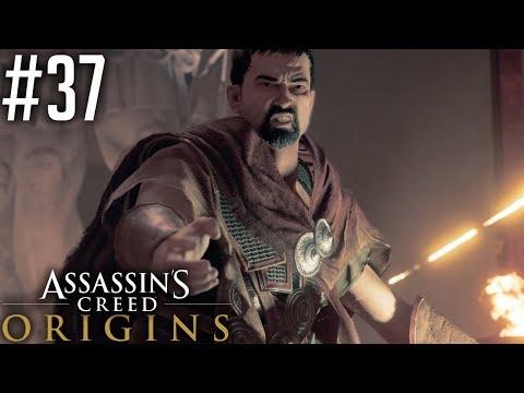FLAVIUS VERMOORDEN! - Assassins Creed: Origins #37