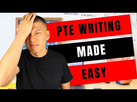 Improve PTE Academic Writing With This Grammar Tip