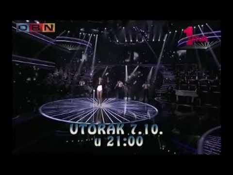 Lepa Brena - Fantastic Show, 8. Okt. 2014 Tv Prva & OBN
