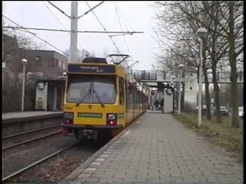 Connexxion Sneltram Utrecht Nieuwegein IJsselstein