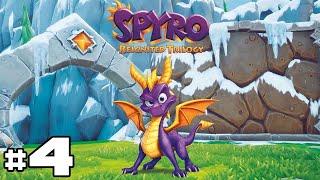 Spyro Reignited Trilogy | LIVE Let's Play #4 [FR]