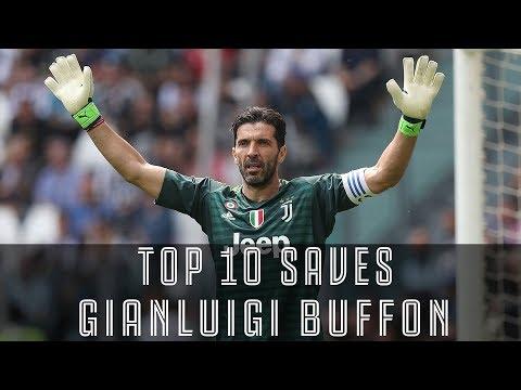 Gianluigi Buffon's Top 10 saves - #UN1CO