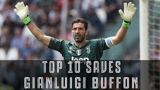 Gianluigi Buffon's Top 10 saves - #UN1CO