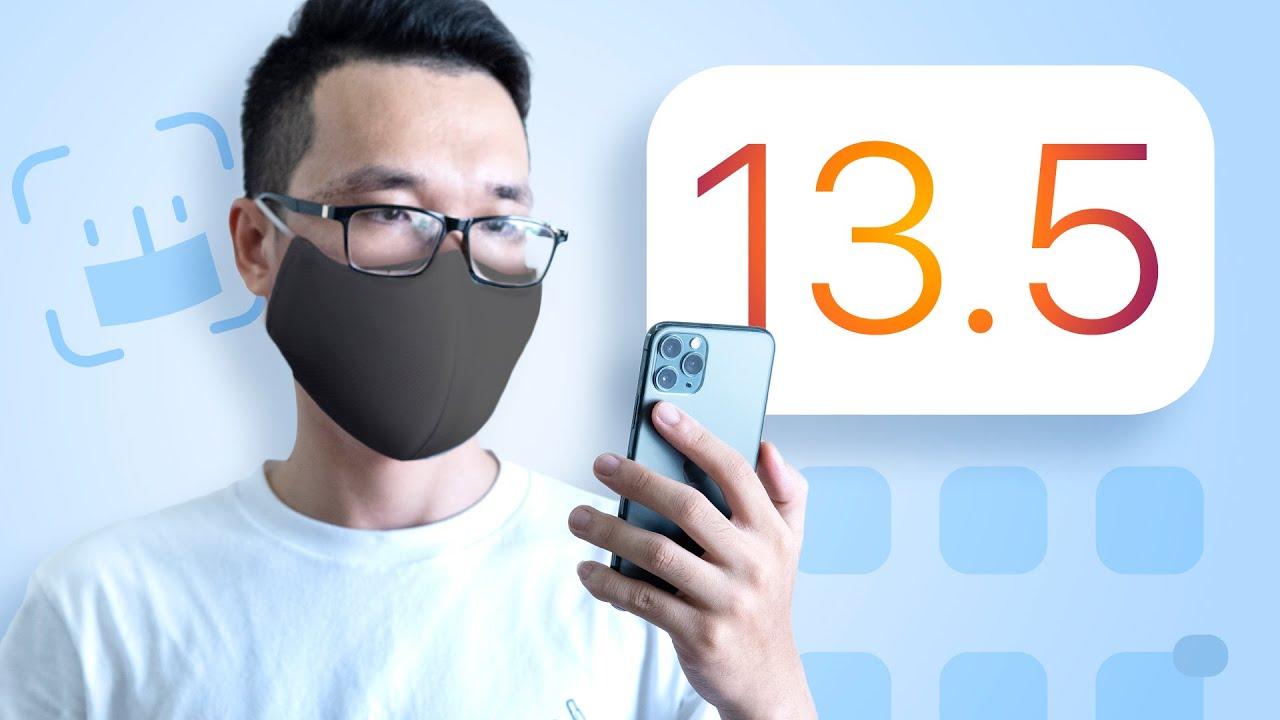 iOS 13.5 KHÔNG CẦN LÊN CŨNG ĐƯỢC