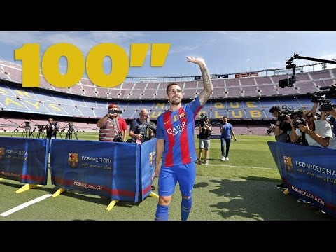 Paco Alcacer's presentation in 100 seconds