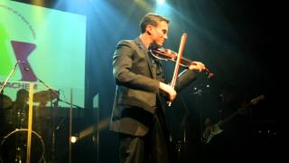 Israel Gatterer at Bataclan 2014 | Storm - Vivaldi (full version electrical rock)