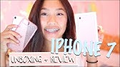 IPHONE 7 UNBOXING! FIRST IMPRESSION