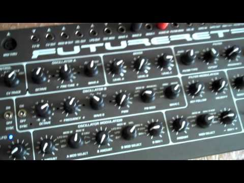 XS Synthesizer Tips and Tricks: Creating snare drum sounds
