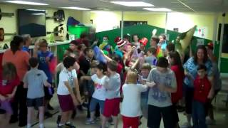 Harlem Shake Pieceful Solutions Style