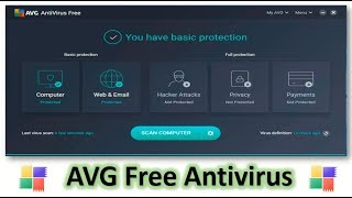 How To Download And Install AVG Free Antivirus
